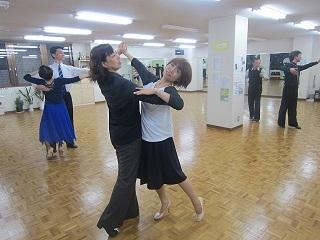 ストレス発散には、ダンスが一番!
